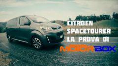 Citroen SpaceTourer: prova, prezzi, dotazioni. Guarda il video - Immagine: 1