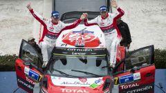 Citroën Total Abu Dhabi WRT schiererà tre C3 WRC al Rally del Portogallo