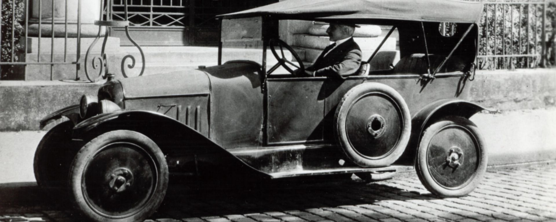 Citroen Type A, 1919