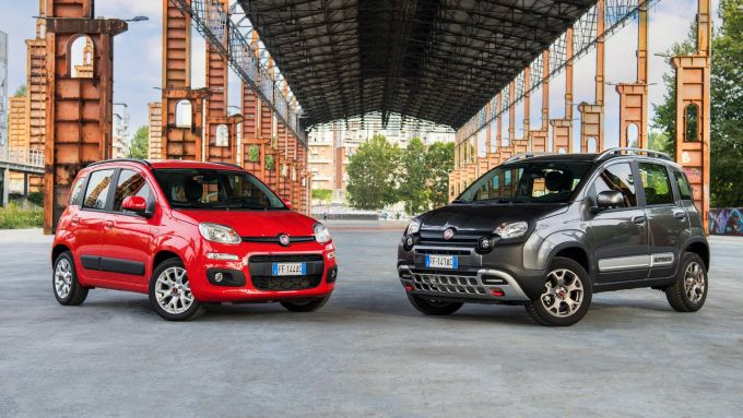 Citycar ibride: in arrivo Fiat Panda, Fiat 500 e Lancia Ypsilon