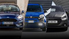 Citycar usate di 2 anni, prezzo sotto i 10.000 euro: quale scegliere?