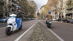 Cityscoot: 500 scooter a emissioni zero in sharing per Milano
