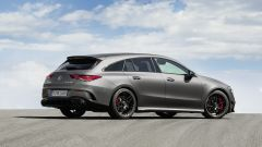 CLA AMG SHOOTING BRAKE 2019 3/4 LATERALE