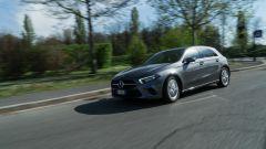 Classe A 180d: il test drive della premium per definizione - Immagine: 25