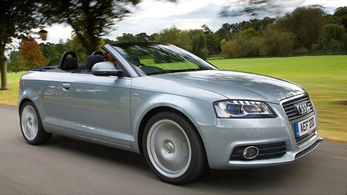 Classifica Cabrio usate low cost: la Audi A3 Cabriolet