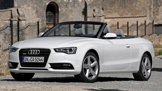 Classifica Cabrio usate low cost: la Audi A5 Cabriolet