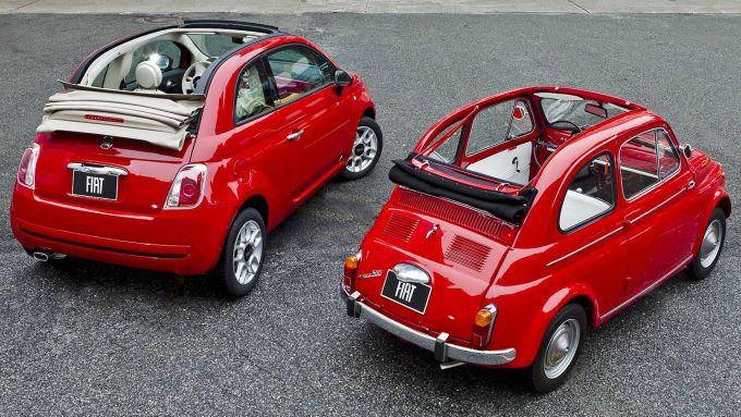 Classifica Cabrio usate low cost: la Fiat 500C