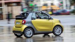Classifica cabrio usate low cost: la Smart ForTwo Cabrio