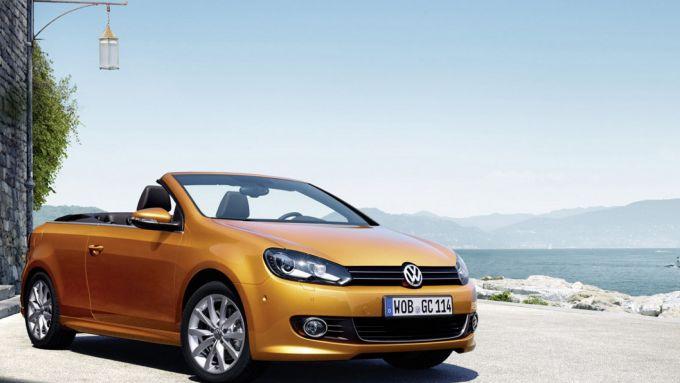 Classifica Cabrio usate low cost: la Volkswagen Golf Cabriolet