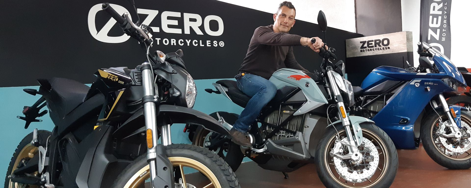 Claudio Carfora, nuovo Country Manager Italia di Zero Motorcycles
