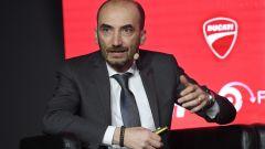 Claudio Domenicali, amministratore delegato di Ducati