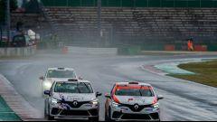 Clio Cup Europe 2021, Misano: gara-2 sul bagnato