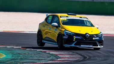 Clio Cup Europe 2021, Misano: la Renault Clio #333 della Press League