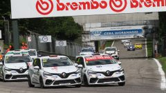 Clio Cup 2021, nel weekend si torna a Misano