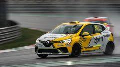 Clio Cup Europe 2021, Monza: David Pouget danza sotto la pioggia di gara-1