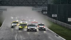 Clio Cup Europe 2021, Monza: la partenza di gara-1
