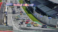 Clio Cup 2021, al Red Bull Ring vincono Jelmini e Jurado
