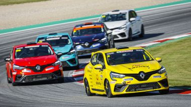 Clio Cup Europe 2021, Red Bull Ring: Marc Guillot