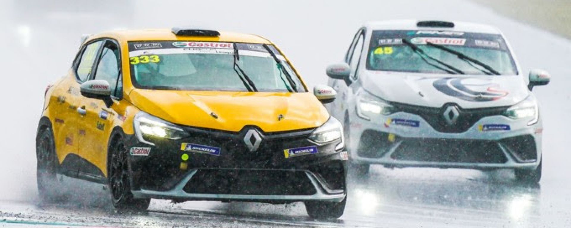 Clio Cup Europe a Misano 2021