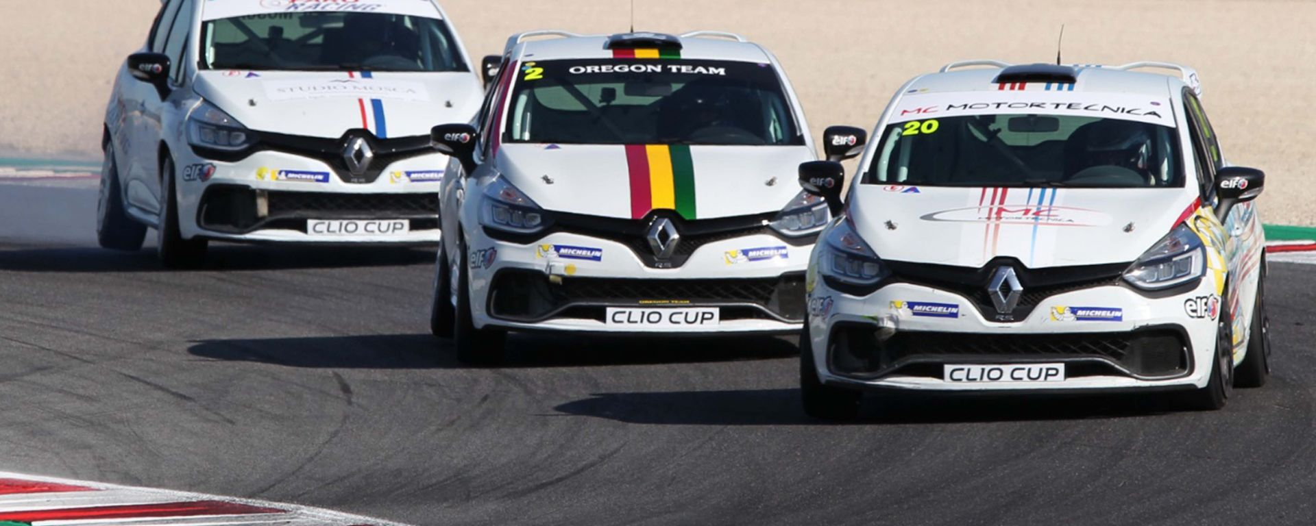 Clio Cup Italia 2019, a Vallelunga si corre il round 5 del monomarca di casa Renault