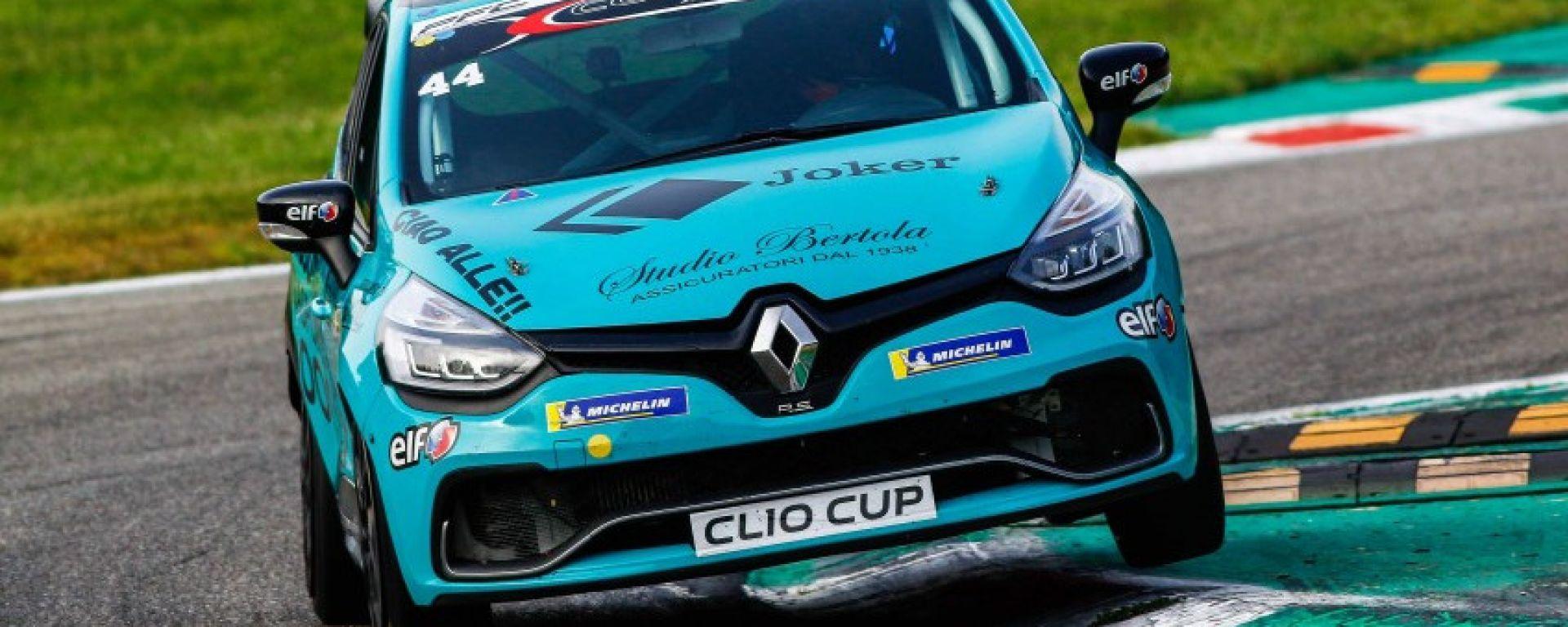 Clio Cup Italia 2019, Jelmini domina il weekend di Monza