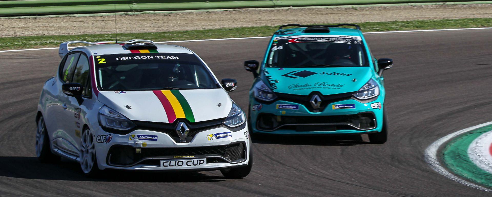 Clio Cup Italia 2019