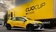 Clio Cup 2021, la Press League riaccende i motori