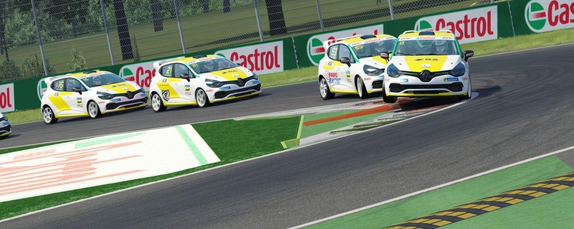 Confermata la stagione della Clio Cup Italia