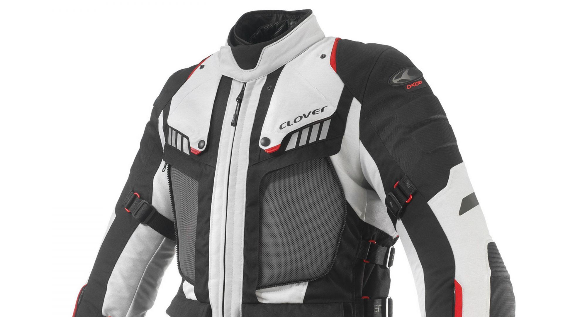 Abbigliamento moto  Clover  novità 2016 - MotorBox 0dbe19c5d34a