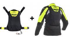 Clover promuove la sicurezza, sconti per chi acquista giacca e air bag
