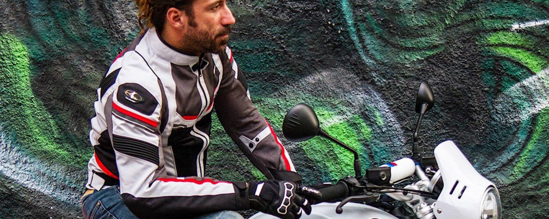 Clover Rainjet: giacca ventilata e impermeabile per l'estate