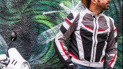 Clover Rainjet: giacca ventilata e impermeabile per l'estate - Immagine: 2