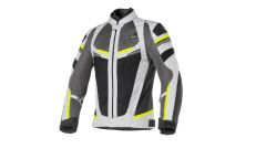 Clover Rainjet: giacca ventilata e impermeabile per l'estate - Immagine: 3