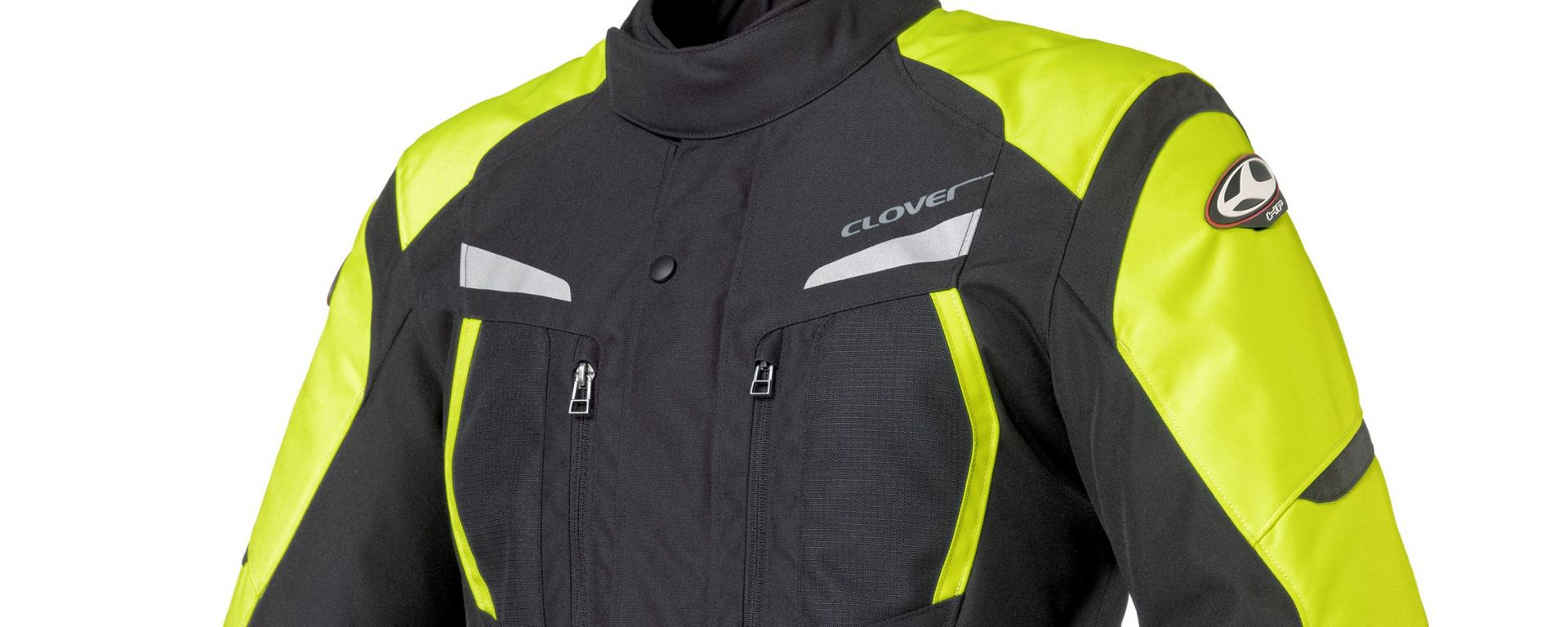 Clover Storm (Man): colorazione Nero/Giallo