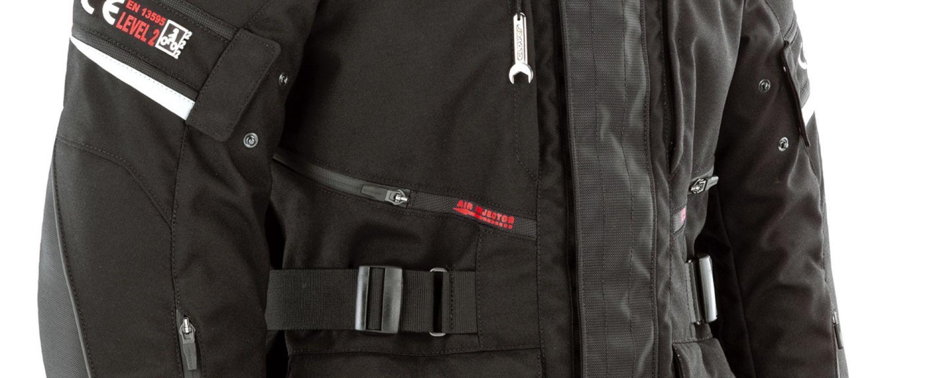 Clover: TEKNO la giacca omologata