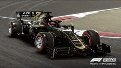 Codemasters F1 2019, la Haas di Grosjean