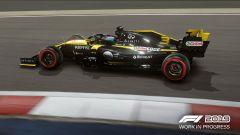 Codemasters F1 2019, la Renault di Ricciardo