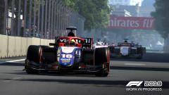 Codemasters F1 2019, le monoposto di Formula 2