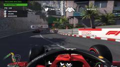 Codemasters F1 2019, on board con Leclerc a Monte Carlo