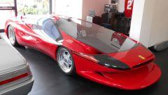 Colani Ferrari Testa d'Oro, vista 3/4 anteriore