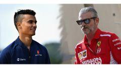 Arrivabene: ipotesi Sauber. Wehrlein conferma i contatti Ferrari