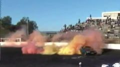 Coloured smoked tyres - Immagine: 3