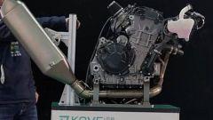 Colove 800X, il motore bicilindrico
