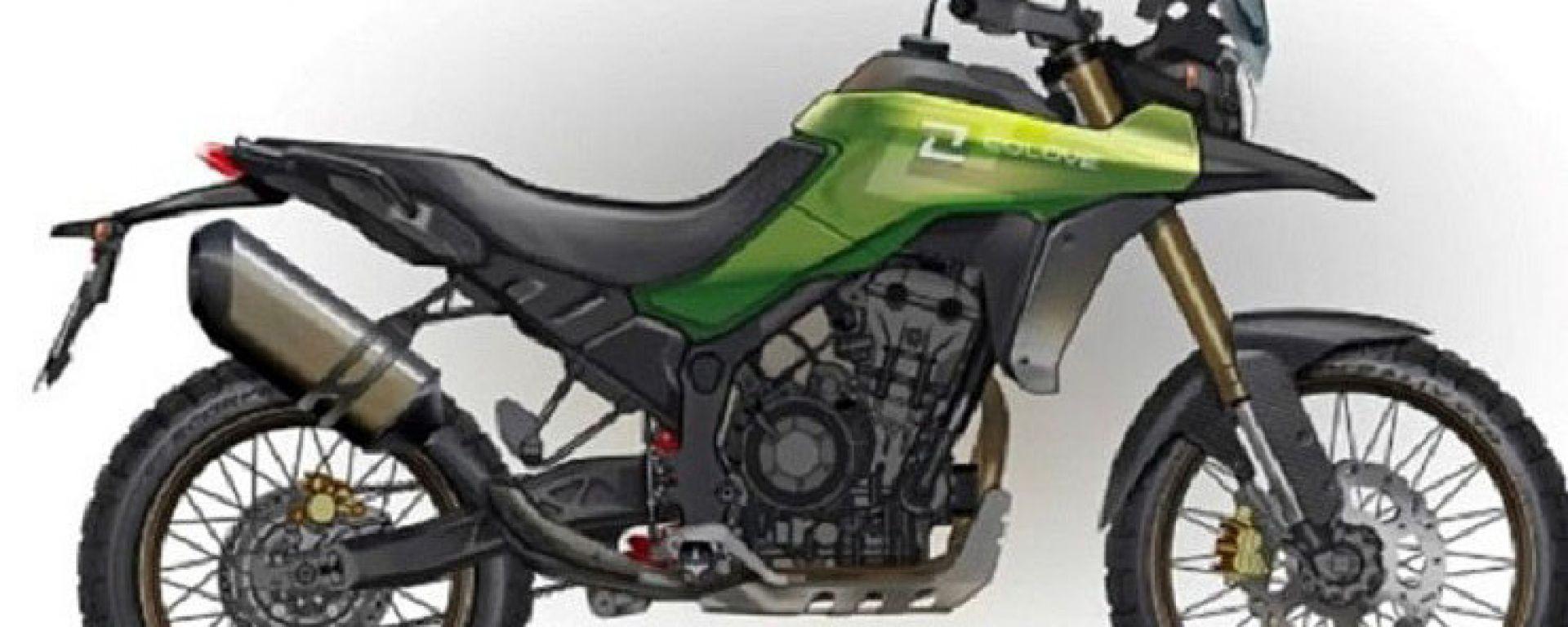 Colove 800X, uno dei design proposti