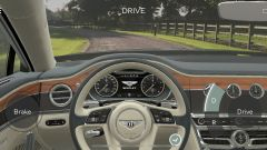 Come appare il mondo dal posto di guida della Bentley Flying Spur