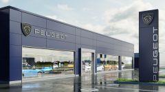 Come appariranno i nuovi concessionari Peugeot