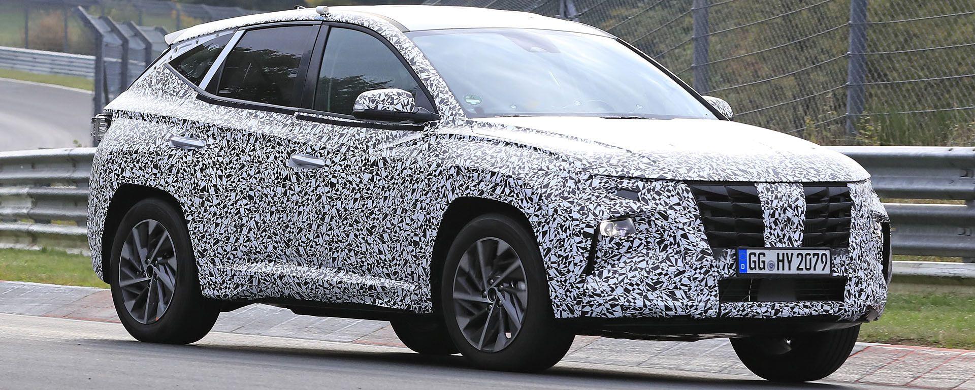 Come cambia la Hyundai Tucson 2021