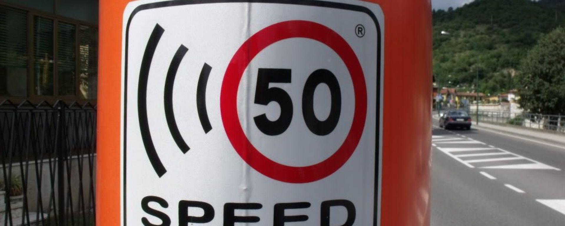 Come evitare le multe: gli Speed-check