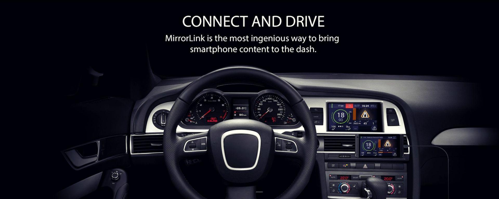 Come funziona MirrorLink