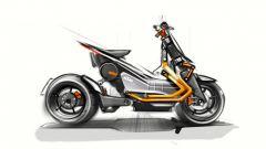 Come potrebbe essere il futuro scooter KTM (immagine di KISKA_GmbH)